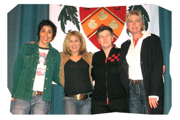 Queens of Comedy Spring 2008 - Marga Gomez, Michele Balan, Karen Ripley & Poppy Champlin